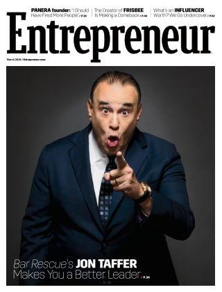 Entrepreneur Mar 2018