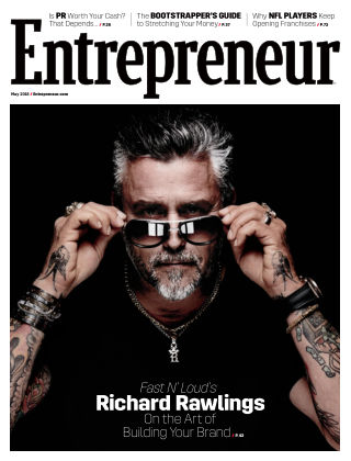 Entrepreneur May 2018