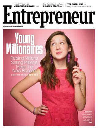Entrepreneur Sep 2018