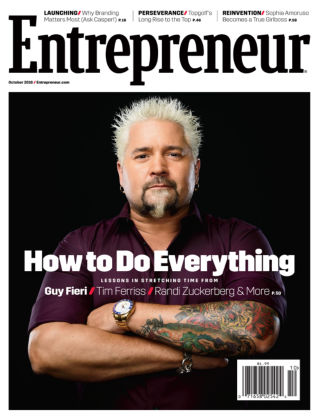 Entrepreneur Oct 2018