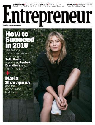 Entrepreneur Dec 2018