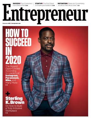 Entrepreneur Dec 2019