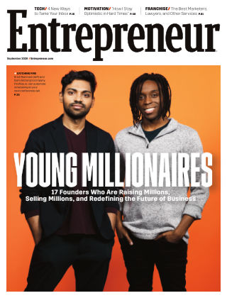 Entrepreneur September 2020