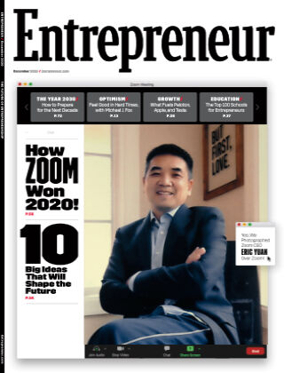 Entrepreneur December 2020