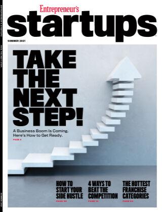 Entrepreneur Startups Summer 2021