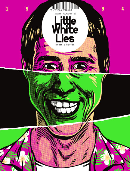 Little White Lies (Film Magazine) December 23, 2014 00:00
