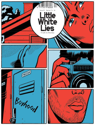 Little White Lies (Film Magazine) Issue 53
