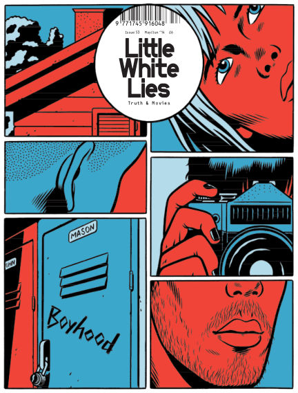 Little White Lies (Film Magazine) May 01, 2014 00:00