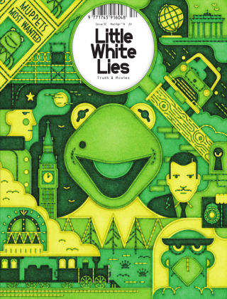 Little White Lies (Film Magazine) Issue 52
