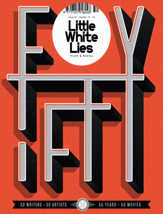 Little White Lies (Film Magazine) Issue 50