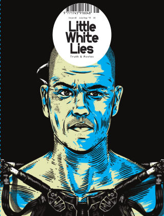 Little White Lies (Film Magazine) Issue 48