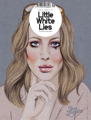 Little White Lies (Film Magazine) Issue 49