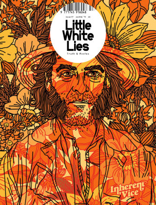 Little White Lies (Film Magazine) Issue 57