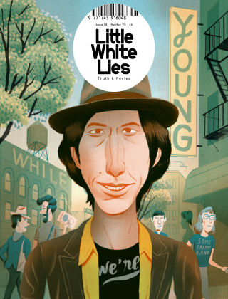 Little White Lies (Film Magazine) Issue 58