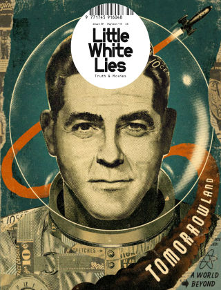 Little White Lies (Film Magazine) Issue 59