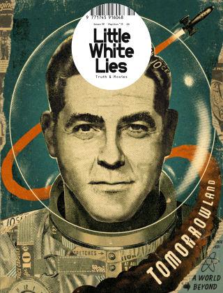 Little White Lies (Film Magazine) Issue 59