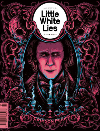 Little White Lies (Film Magazine) Issue 61