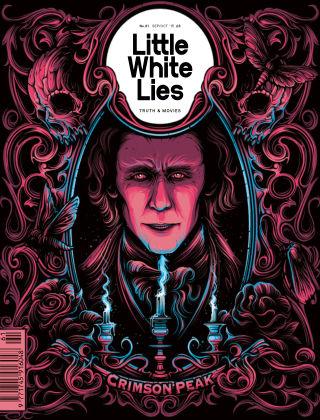 Little White Lies (Film Magazine) Issue 61