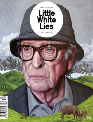 Little White Lies (Film Magazine) Issue 63