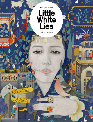 Little White Lies (Film Magazine) Issue 64