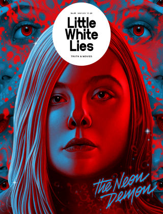 Little White Lies (Film Magazine) Issue 65