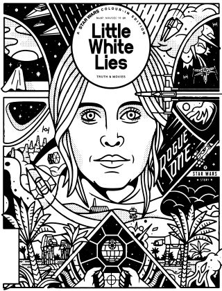 Little White Lies (Film Magazine) Issue 67