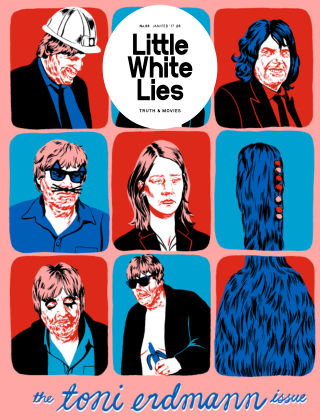 Little White Lies (Film Magazine) Issue 68