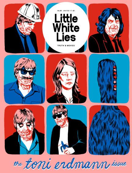 Little White Lies (Film Magazine) December 25, 2016 00:00