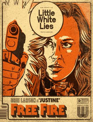 Little White Lies (Film Magazine) Issue 69
