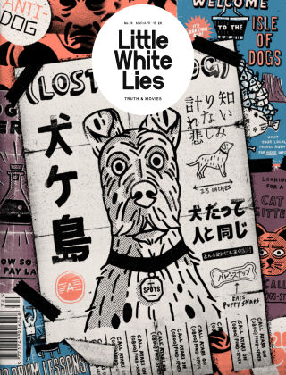 Little White Lies (Film Magazine) Issue 74