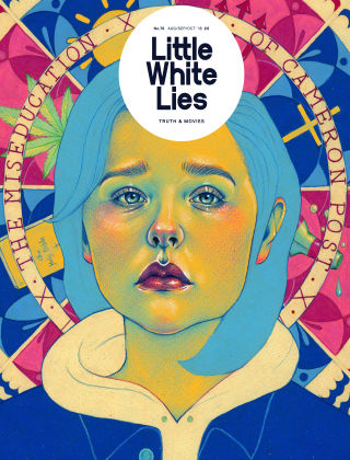 Little White Lies (Film Magazine) Issue 76