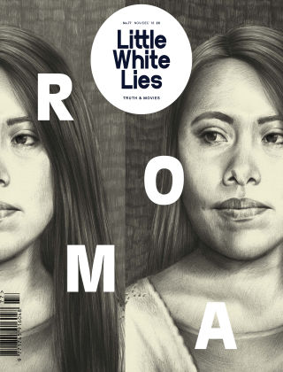 Little White Lies (Film Magazine) Issue 77
