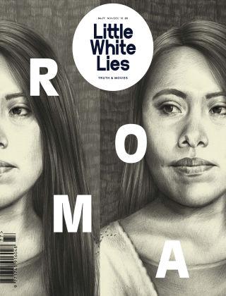 Little White Lies (Film Magazine) Issue 77