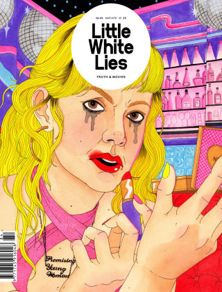 Little White Lies (Film Magazine) Issue 84