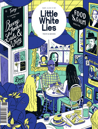Little White Lies (Film Magazine) Issue 85