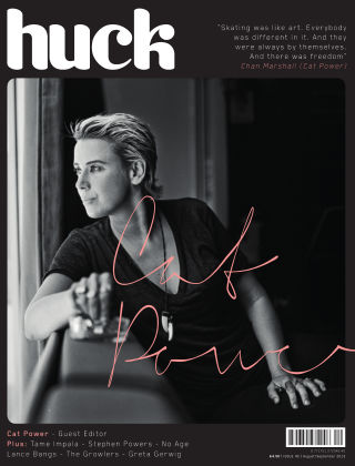 Huck Magazine Issue 40