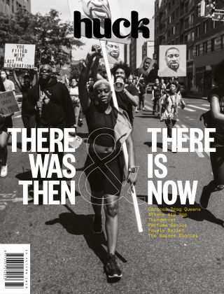 Huck Magazine (Photography, Culture, Activism) 73