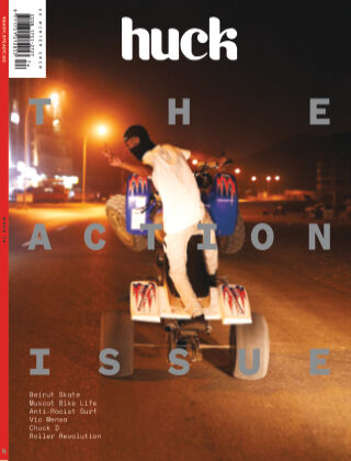 Huck Magazine (Photography, Culture, Activism) Issue 74
