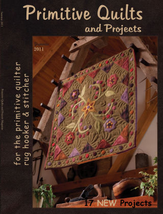 Primitive Quilts and Projects Summer 2011