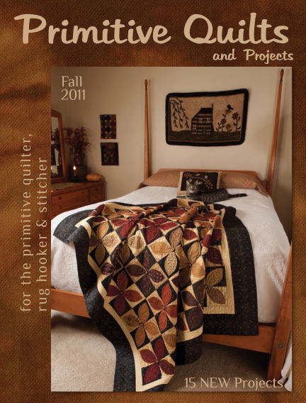 Primitive Quilts and Projects July 03, 2011 00:00
