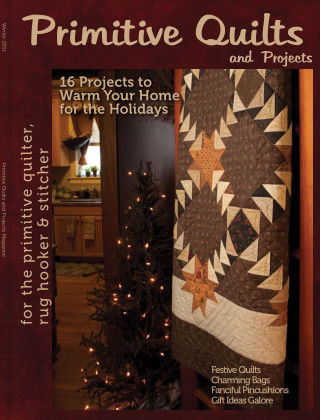 Primitive Quilts and Projects Winter 2011