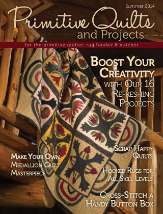 Primitive Quilts and Projects Summer 2014