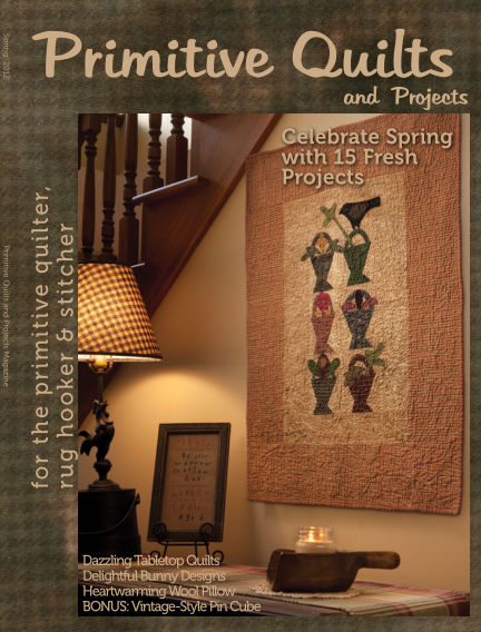 Primitive Quilts and Projects January 03, 2012 00:00