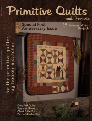 Primitive Quilts and Projects Summer 2012
