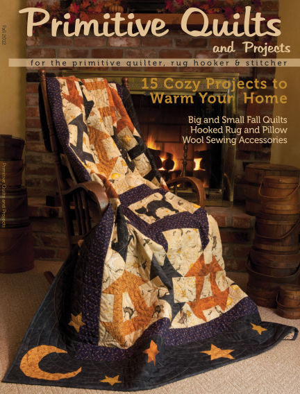 Primitive Quilts and Projects July 03, 2012 00:00