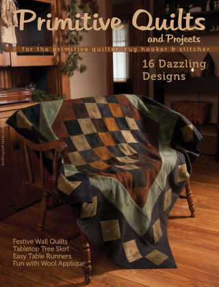 Primitive Quilts and Projects Winter 2012