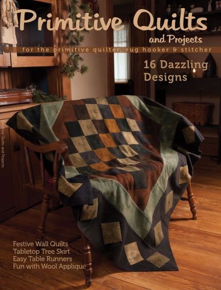 Primitive Quilts and Projects October 03, 2012 00:00