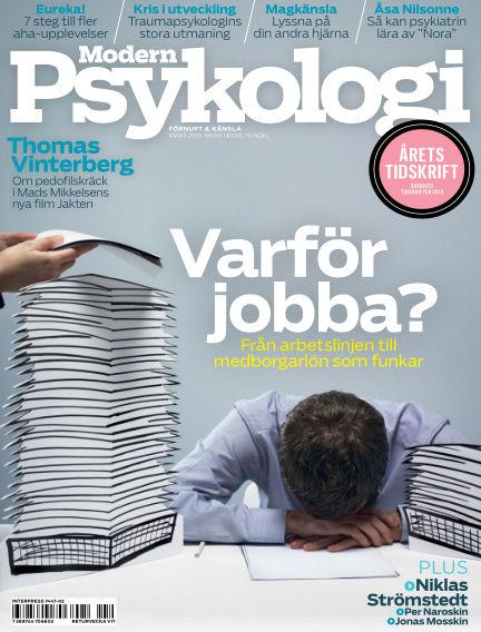Modern Psykologi February 26, 2013 00:00