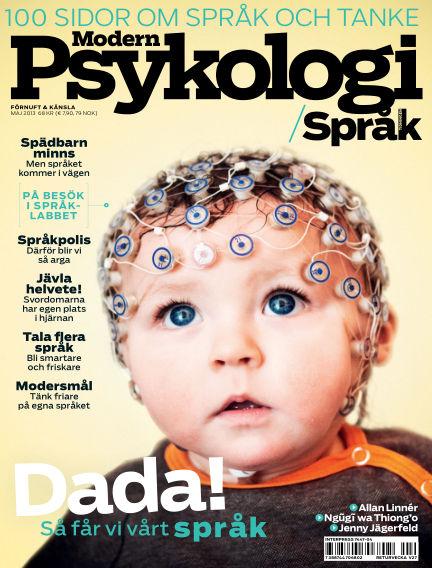 Modern Psykologi May 07, 2013 00:00