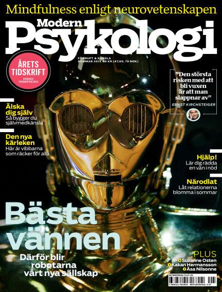 Modern Psykologi June 25, 2013 00:00